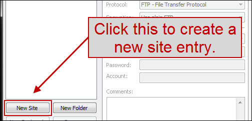 How to connect with FTPS using Filezilla – Support